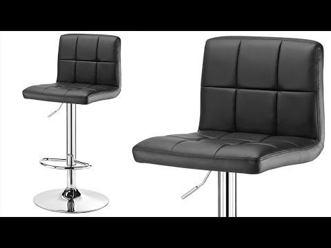 How to Set Up: For Living Tufted Bar Stool – Manual