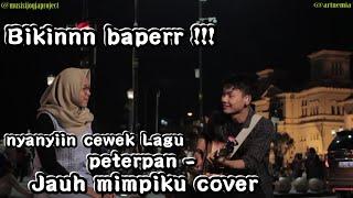 Download lagu PETERPAN - JAUH MIMPIKU COVER | TRI SUAKA | MALIOBORO