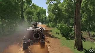 ArmA 3 VcomAI & Vanilla: Ambush Scenario