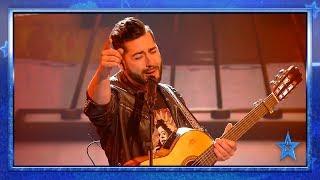 JUAN SAN JUAN se cuela en la FINAL con su tema original | Semifinal 2 | Got Talent España 2019