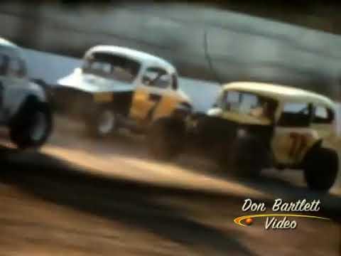Orange County Fair Speedway - 1968 Eastern States 200 Footage