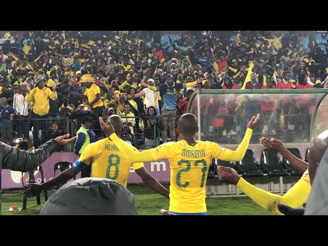 #AbsaPrem Matchday Vlog: Sundowns win 3-1 against Free State Stars | Fan Reactions