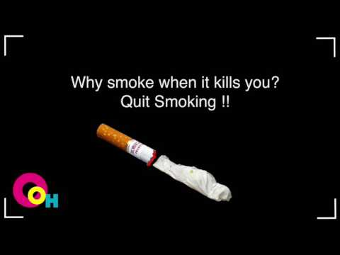 Say No to Tobacco by OOH Media A Unit of BVG India Ltd.