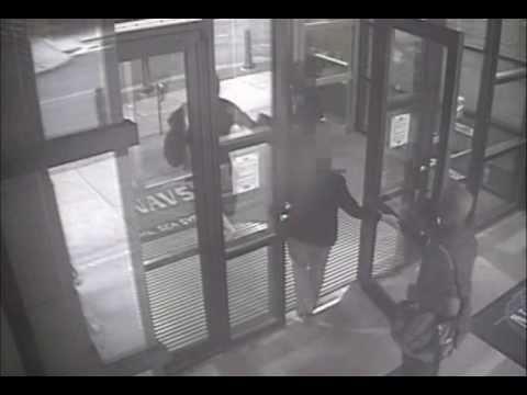 Video Footage of Shooter at Washington Navy Yard