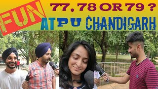 Just For Fun |The Insiders|Panjab University| Chandigarh | Abhishek Narula