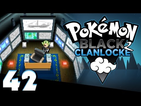 """PASSWORD RIDDLES"" • Pokémon Black 2 Clanlocke w/ Cloudded • Part 42"