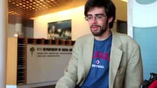 Say Yes Student Profile - Ben Burdick (at New York University)