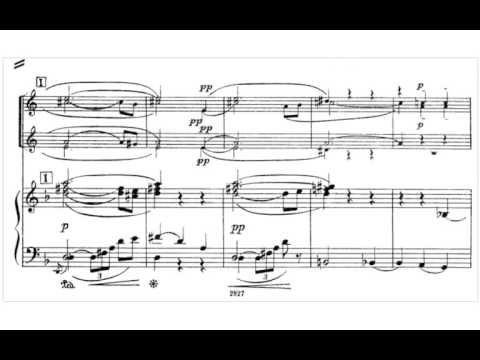 Robert Schumann - Konzertstück for Four Horns and Orchestra Op. 86 (w/score)