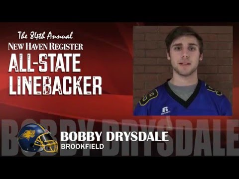 84th New Haven Register All State Bobby Drysdale Brookfield