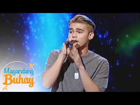 Magandang Buhay: Iñigo Pascual sings