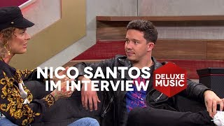 Nico Santos im Interview mit Jennifer Weist - UPDATE DELUXE