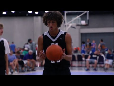 Evan Prater Dominates 16U Adidas Gauntlet Series | Ohio Bask