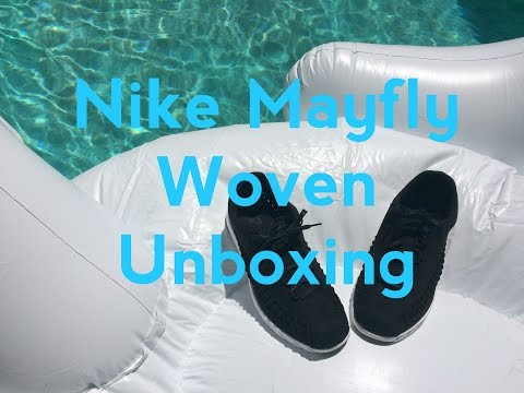 Nike Mayfly Woven Unboxing And Review (On Foot)