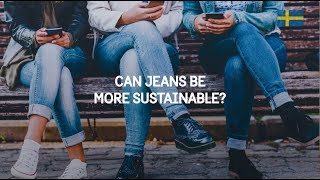 Can jeans be more sustainable?