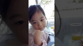 쏠비치양양 호텔조식편♡ 아직애기 꼬맹