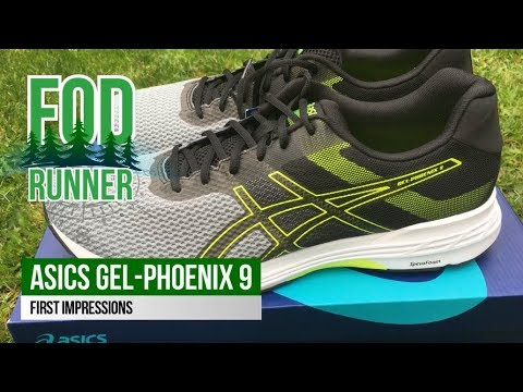 test asics gel phoenix 6