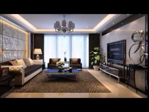 20 Ideas Luxury Modern living room interior design 2 - YouTube