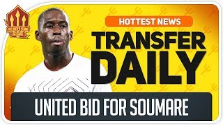 Man Utd Bid for Soumare? Man Utd Transfer News Now