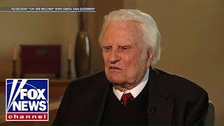 Billy Graham's revelatory 2010 Fox News interview