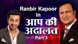 Ranbir Kapoor In Aap Ki Adalat (Part 3)