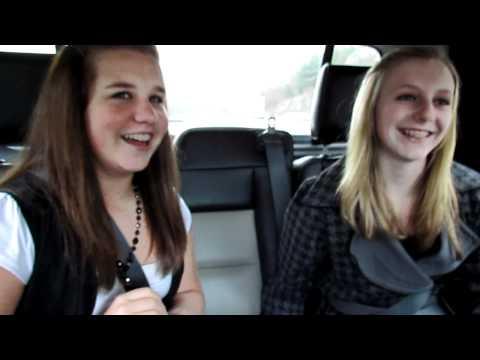 Justin Bieber Boston 11/16/10 Girls Surprise!!!
