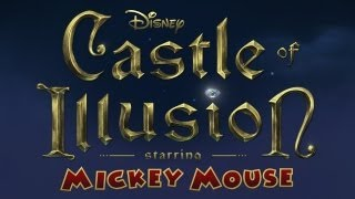 Castle of Illusion Starring Mickey Mouse Gameplay