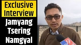 Ladakh BJP MP Jamyang Tsering Namgyal's Exclusive Interview With TV9 Bharatvarsh