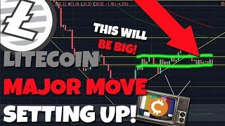 MUST WATCH: Litecoin MAJOR Move Setting Up (Bitcoin To $20,000 With Next Wave Of Adoption)