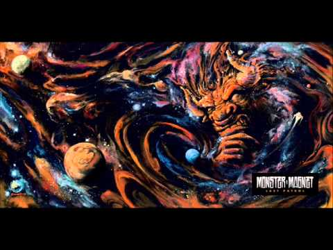 Monster Magnet - Three Kingfishers