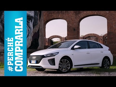 Hyundai Ioniq Perch comprarla... e perch no
