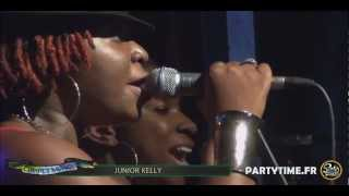 JUNIOR KELLY - LIVE @Cabaret Sauvage (Paris) - By PartyTime Nov 2012