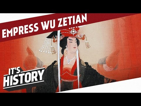 How a Concubine became the Empress of China - Wu Zetian l HISTORY OF CHINA
