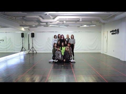 開始Youtube練舞:Butterfly-LOONA | 慢版教學