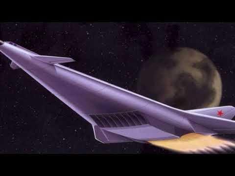МГ-19 Уникальный проект космического самолета (+2 видео)