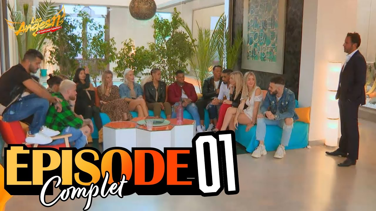 les anges 11 episode 1