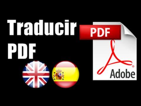 programa para traducir archivos pdf de ingles a español gratis