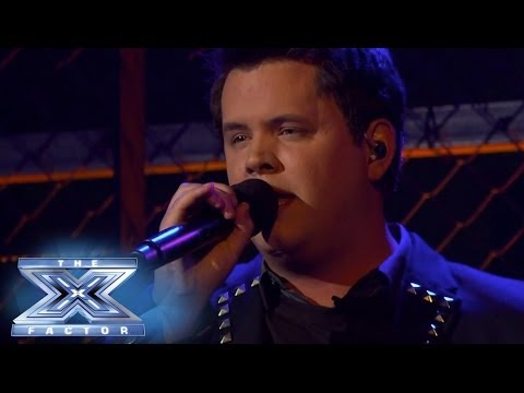 "Tim Olstad Performs ""Against All Odds"" - THE X FACTOR USA 2013"