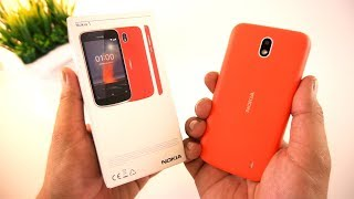 Nokia 1 Unboxing & Quick Review [Urdu/Hindi]