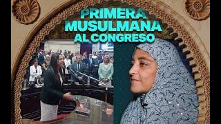 SOHER EL SUKARIA, PRIMERA MUSULMANA EN EL CONGRESO ARGENTINO
