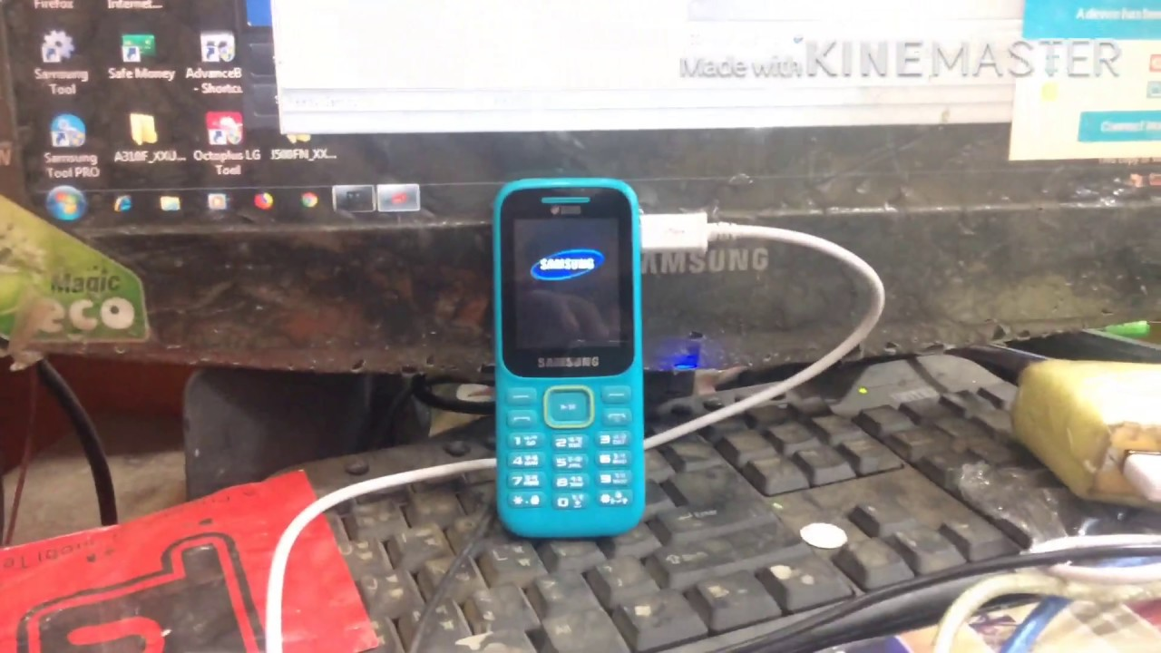 Samsung Sm B310e Phone Unlock With Miracle Box Youtube