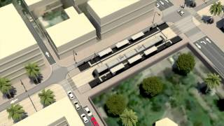 Tramway Sidi Bel Abbes (Algérie)