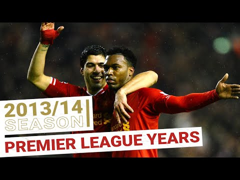 Every Premier League Goal 2013/14 | Suarez and Sturridge fire 52 goals between them