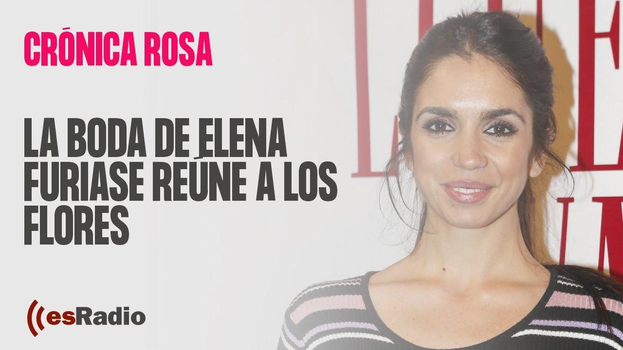 Download Crónica Rosa: La boda de Elena Furiase reúne a los Flores