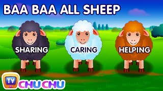 Baa Baa Black Sheep - The Joy of Sharing!(