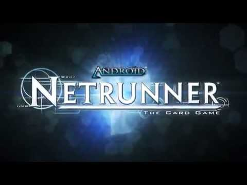Android  Netrunner  - How To Play Tutorial