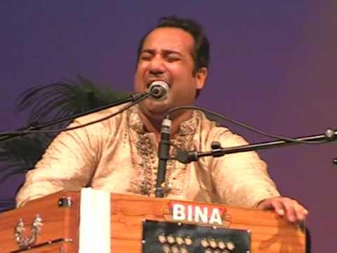 Rahat Fateh Ali Khan Teri Ore Live 2010 in Holland