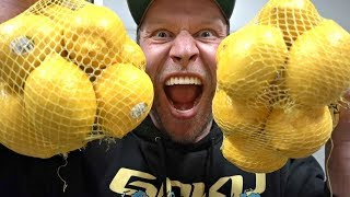GREATEST Sour Challenge Ever! Can YOU Beat This Lemon CHALLENGE??