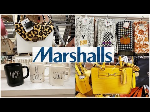 MARSHALL'S * SHOP WITH ME * AUGUST 2019 thumbnail