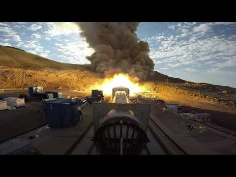 NASA's Space Launch System Booster Passes Major Milestone on Journey to Mars (QM-2)