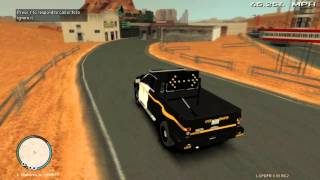 LCPDFR - Officer Speirs - City/Desert Patrol Day 2